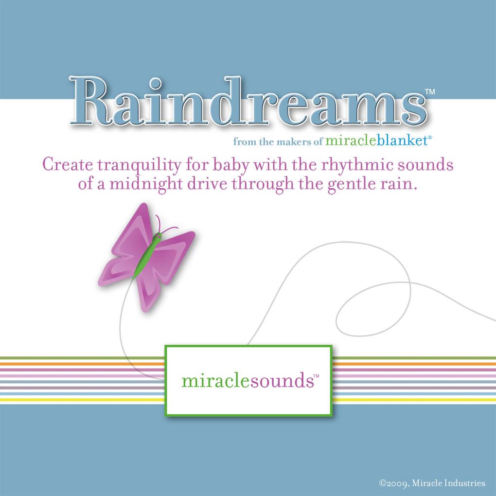 Raindreams Sleep CD