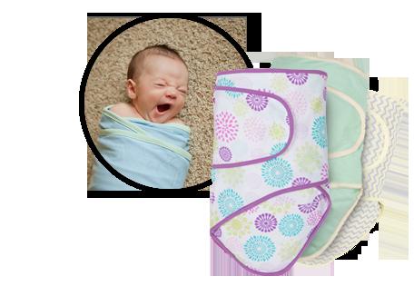 cute baby yawn, sleepy miracle blanket baby