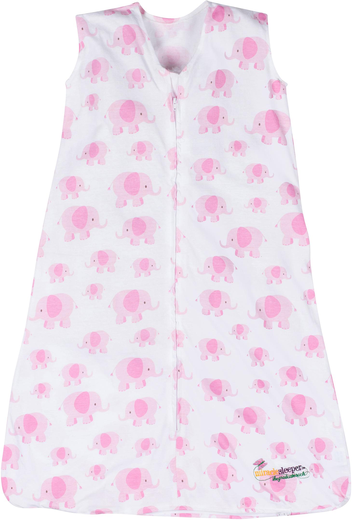 Miracle Sleeper®: Pink Elephant