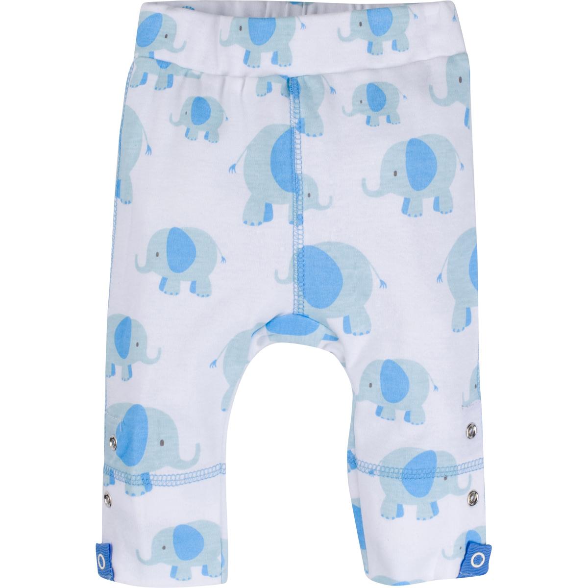 Blue Elephant Adjustable Pants