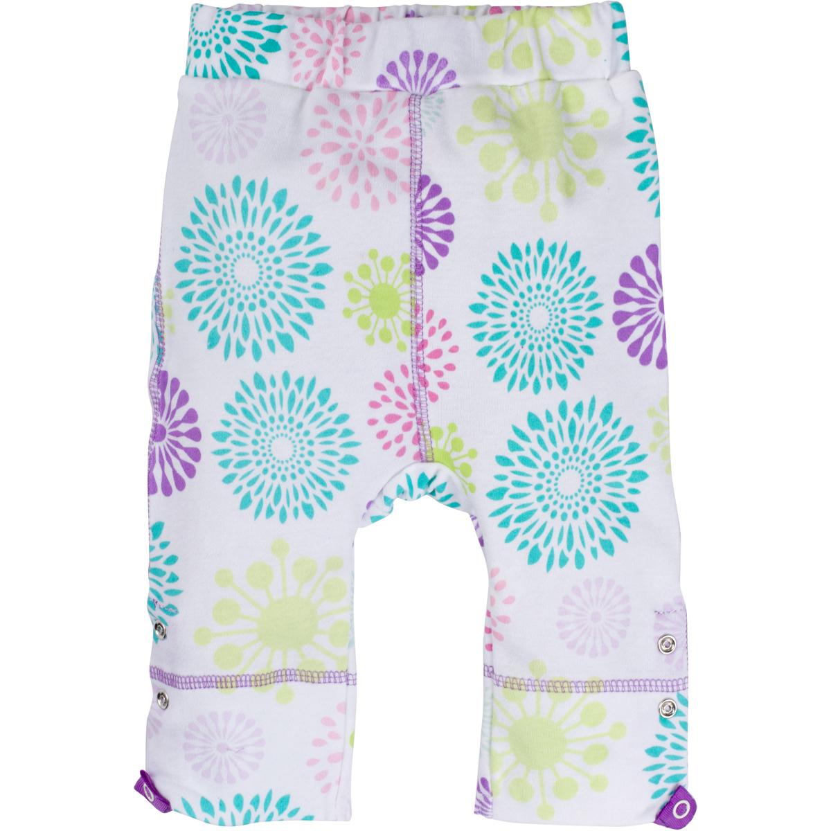 Colorful Burst Adjustable Pants